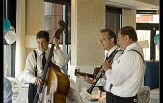 wedding and event band new orleans themed