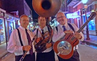 New Orleans Ramblers Event Band